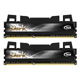 TEAM Memory PC 2x 2GB DDR3 PC-12800 - Memory Desktop Ddr3